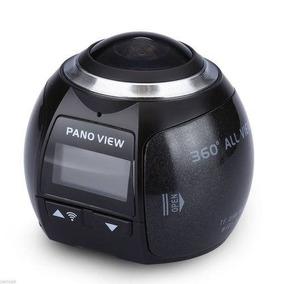 Camera 360 Wifi Sports Fhd 2k Moto Mergulho 60fps Foto Video