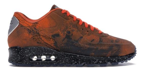 Tenis Nike Air Max 90 Qs Mars Landing Refletivo Marte
