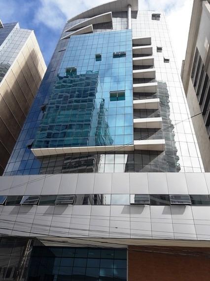 Alugue Sala Comercial, Com 30m², Fino Acabamento - Prédio Alto Padrão. - Dni1552