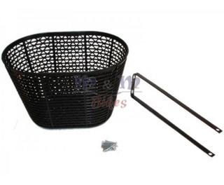 Canasto Delantero Plástico Para Bicicletas Rod 26