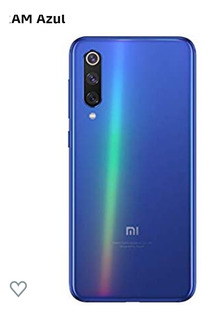 Xiaomi Mi 9 Se 64gb 6b Global Lacrado Azul