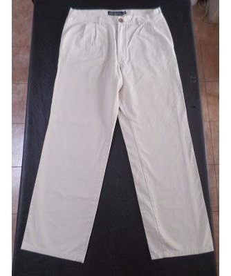 Pantalon Kevingston De Gabardina Talle 36 / 46