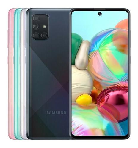 Brand New Samsung - Galaxy A71 5g 128gb - Prism Bricks Black
