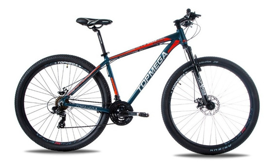 Bicicleta Topmega Sunshine Rodado 29