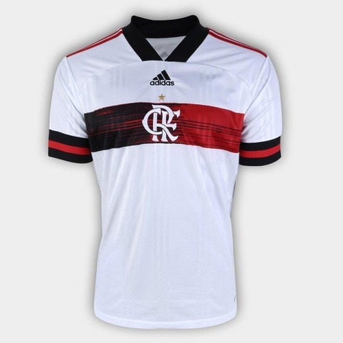 Imagem 1 de 2 de Camiseta Oficial Do Flamengo