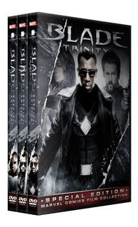 Blade Coleccion Dvd Latino