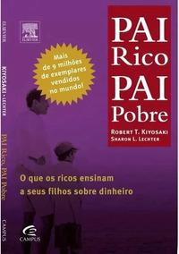 Livro Pai Rico Frete Gratis 22