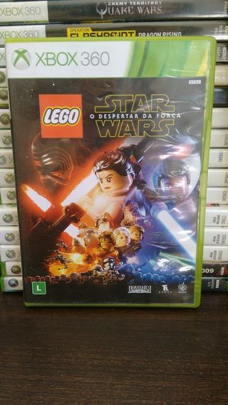 Lego Star Wars: O Despertar Da Força - Xbox 360 Frete R$12