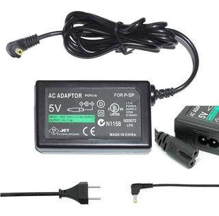 Cargador De Bateria Para Psp /220v Fat Slim 1000,2000,3000 ®