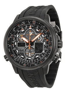 Reloj Citizen Navihawk A-t Jy8035-04e Eco Drive