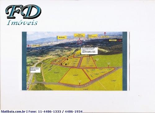 Imagem 1 de 14 de Áreas Industriais À Venda  Em Atibaia/sp - Compre O Seu Áreas Industriais Aqui! - 863603