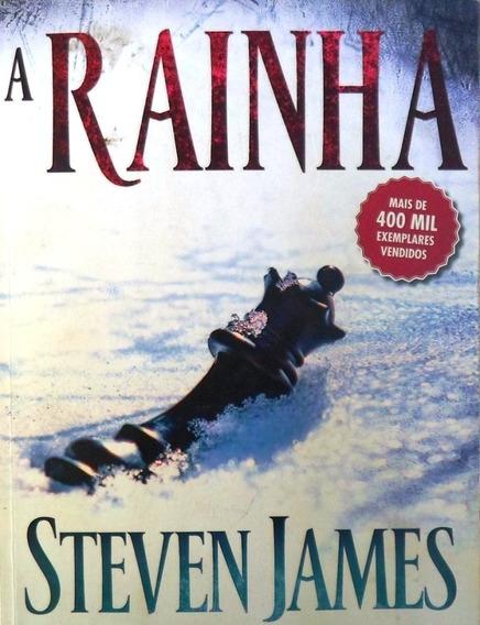 Livro - A Rainha - Steven James - Seminovo