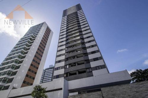 Apartamento Com 3 Quartos À Venda, 86 M² Por R$ 830.458 - Boa Viagem - Recife/pe - Ap0431