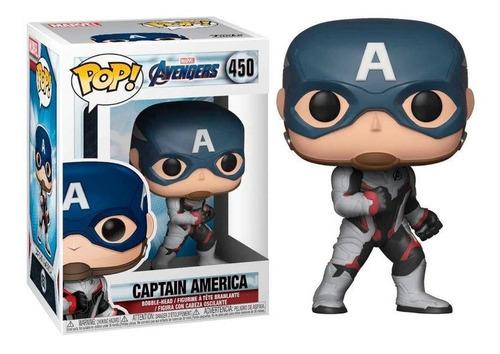 Funko Pop Avengers - Captain America #450 Proxyworld
