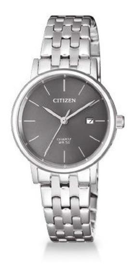 1 Reloj Cuarzo Mod Bi5070-57h -o- Eu6090-54h Pareja Citizen