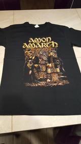 Playera Amon Amarth (metal)