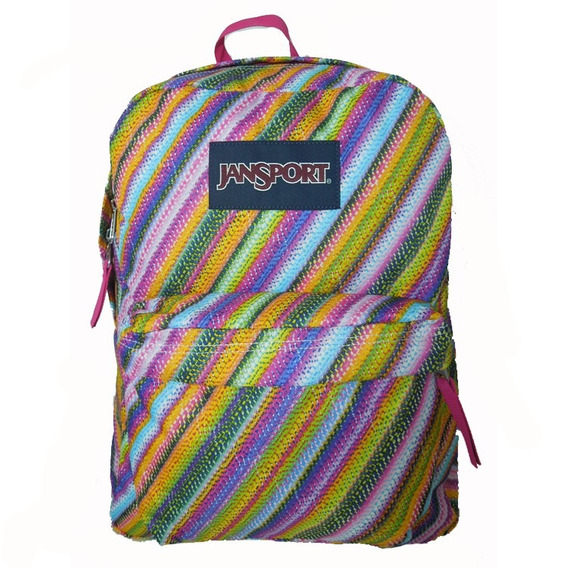 Jansport Superbreak Multi Texture Stripe 25l Js00t501-0jw