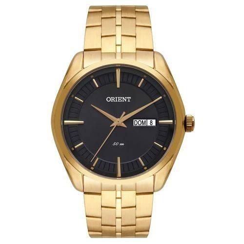 Relógio Orient Masculino Ref: Mgss2007 G1kx Dourado