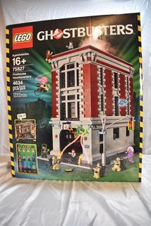 Lego 75827 Ghostbusters Firehouse Hq , La Mas Barata En Ml !