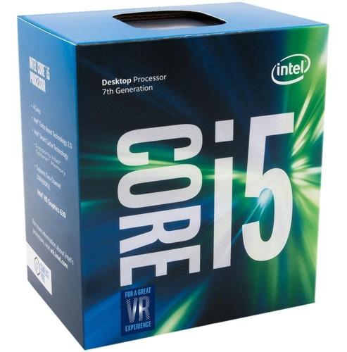 Processador Core I5 7400 3.0 Ghz (3.5 Ghz Frequência Máxima)