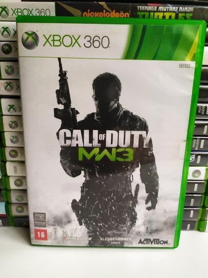 Call Of Duty Modern Warfare 3 Mw3 - Xbox 360