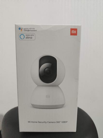 Camera Mi Mijia Xiaomi 1080p 360º Wifi Visão Noturna