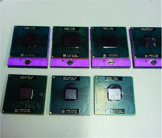 Processador Intel Core2duo Extreme 2.5ghz Notebook Frete Grá