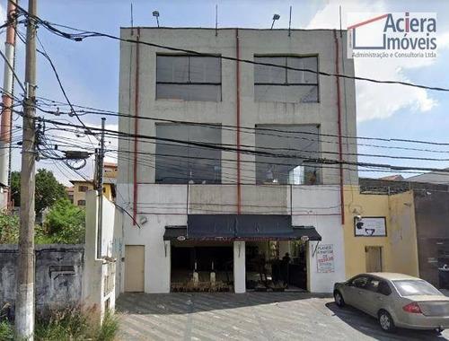 Imagem 1 de 1 de Prédio Para Alugar, 496 M² Por R$ 8.000,00/mês - Jardim Pinheiros - São Paulo/sp - Pr0007