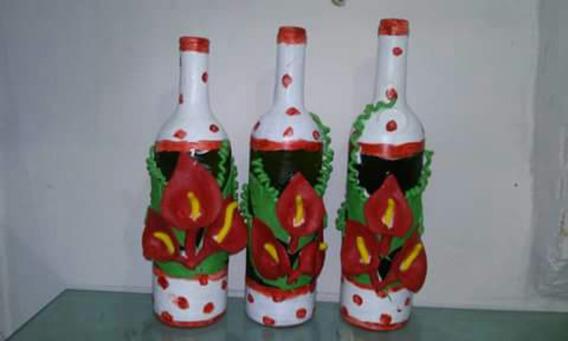 Garrafaz Decorativas