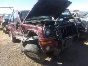 Desarmo Jeep Liberty Sport 4x4 At Para Partes