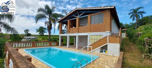 Lindíssima Chácara Localizada Em Pinhalzinho, Interior De São Paulo; - 1118 - 68874374