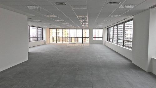 Brooklin-próximo A Av. Roberto Marinho Conjunto Comercial 271,18m² - 8 Gar  - Pp16141