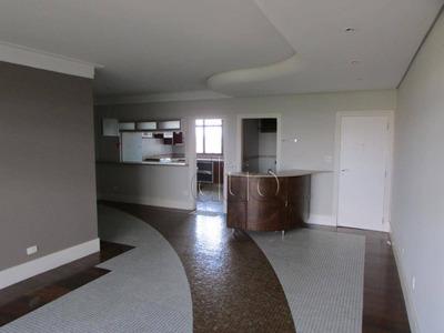 Apartamento Com 3 Dormitórios Para Alugar, 170 M² Por R$ 1.500/mês - Castelinho - Piracicaba/sp - Ap2868