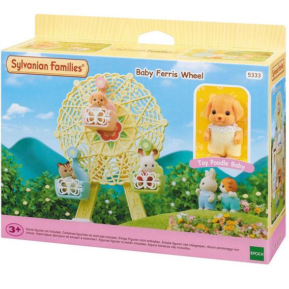 Conjunto Roda Gigante Do Bebê - Sylvanian Families - Epoch