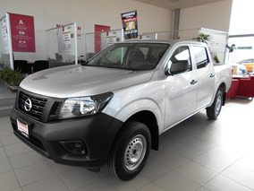 Nissan Np300 Pick-up Doble Cabina S Std 2018