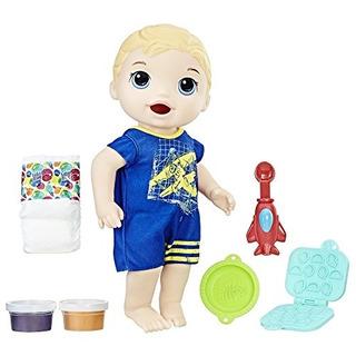 Baby Alive Super Snacks Snackin .luke (rubio)