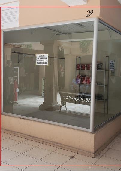 Local De Arriendo En El Centro Comercial Historico