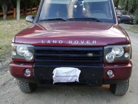 Land Rover Discovery 3.0 5 S