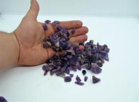 Cascalho Bruto Pedras Naturais Ideal Para Orgonite - Fg