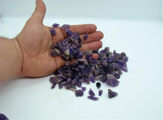 Cascalho Bruto 7kg Pedras Naturais Ideal Para Orgonite - Fg