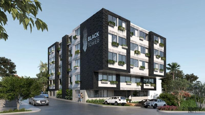 Departamentos En Pre-venta Black Tower Playa Del Carmen