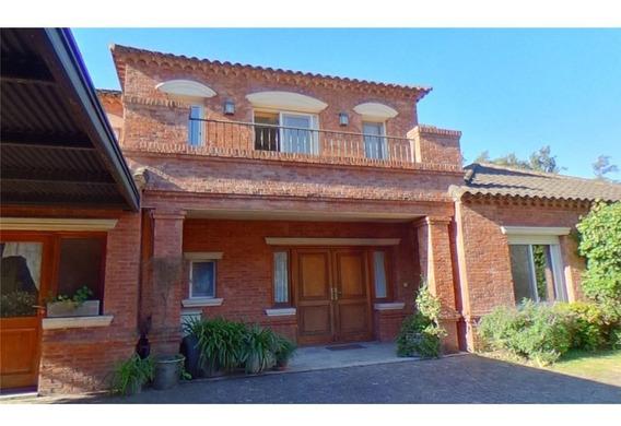 Venta Casa 9 Ambientes En Martindale Pilar