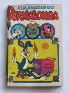 Hq Gibi Almanaque Do Pernalonga Nº 4 Ed. Abril 1979
