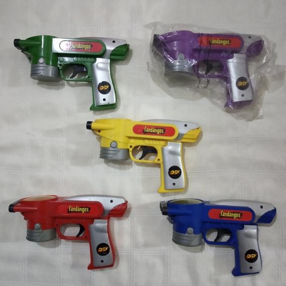 Elma Chips - Coleção Completa Armas Atira Tazos