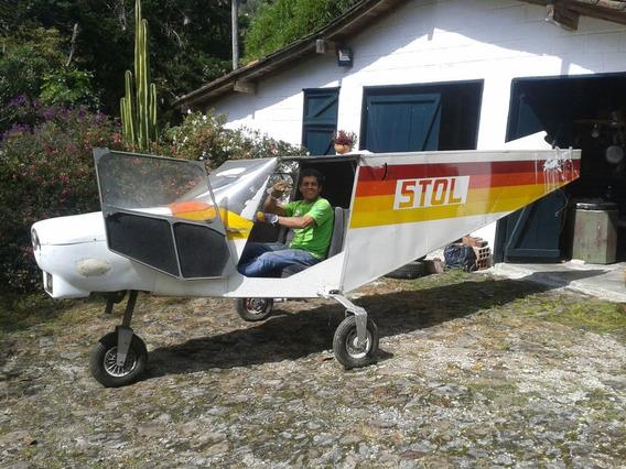 Avion Ultraliviano Stol 701 Zenith Aircraft 2 Plazas