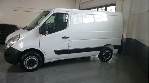 Renault Master Furgon Corto L1h1 Aa Stock Disponible (juan)