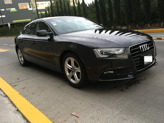 Audi A5 1.8t 2014, Solo 40 Mil Kms, Interiores Color Miel.