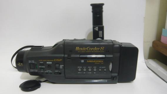 Filmadora Memorex Moviecorder 158