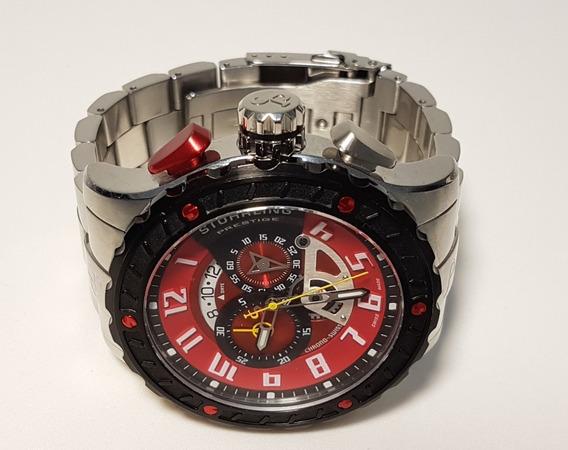 Stührling Prestige Limited Edition Relógio Suíço De Coleção