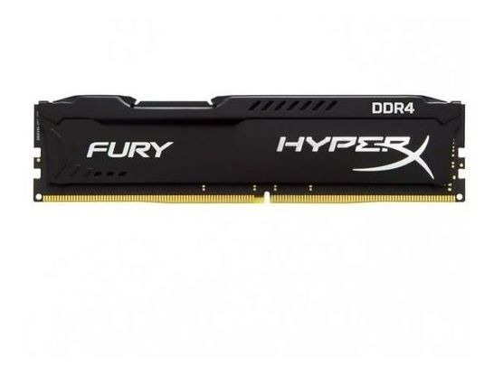 Memória Kingston Hyperx Fury Black Ddr4 4gb 2400mhz